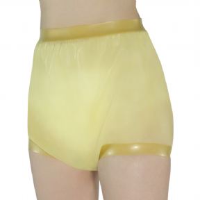 Culotte en caoutchouc - Naturel - KINKY DIAPERS